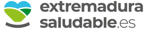 Proyecto Extremadura Saludable Logo
